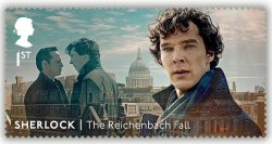 ROYAL MAIL. SHERLOCK